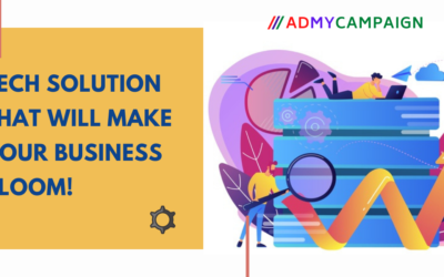 Tech Solution that will make your business bloom!